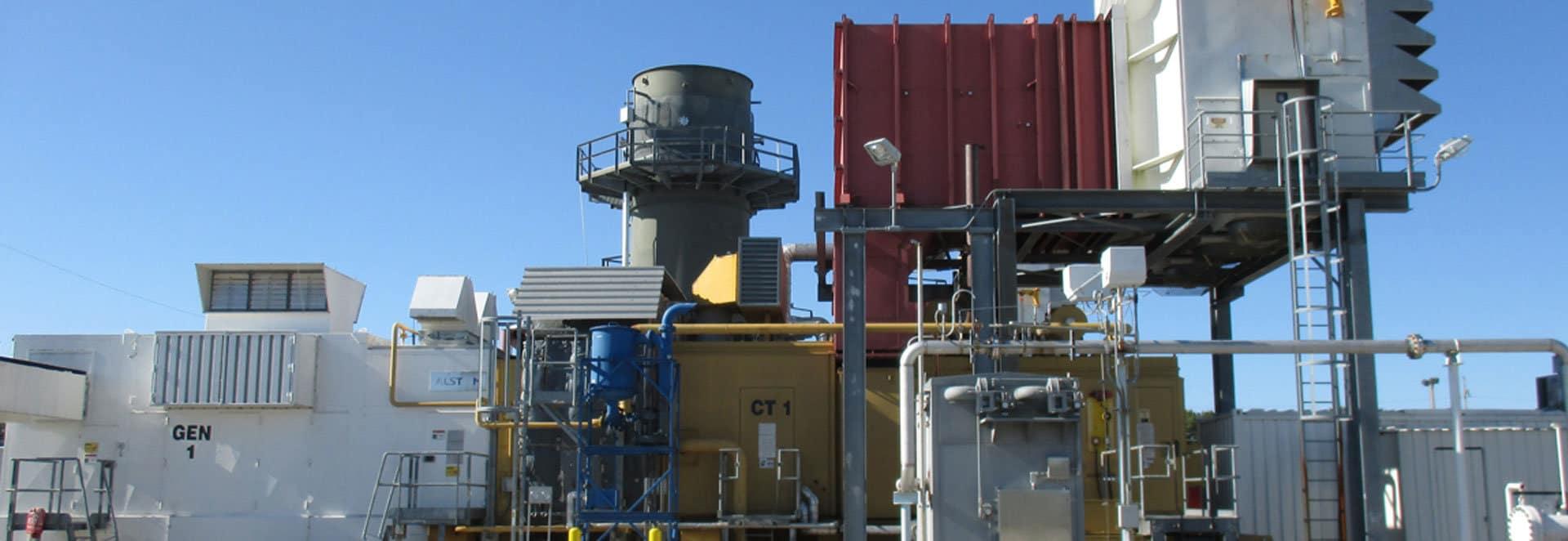 Petrotech Market - Power Generation