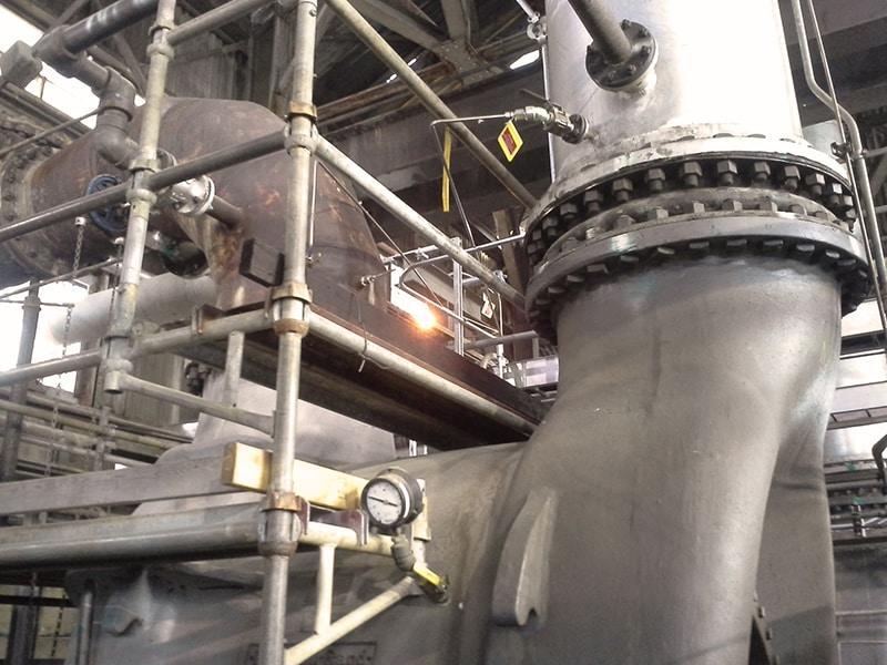 FCCU Blowers Control Upgrade