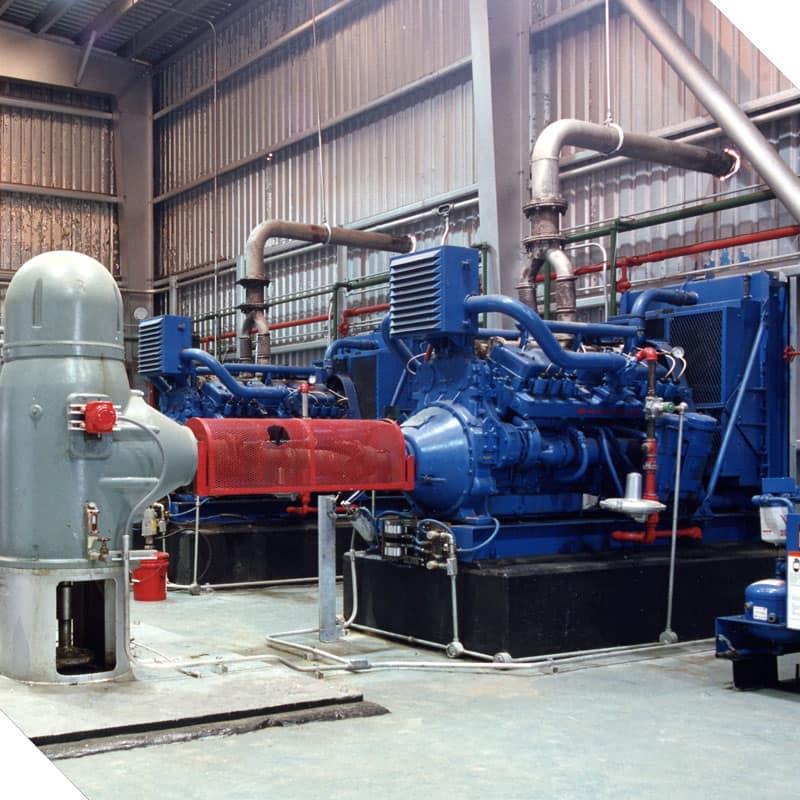 Reciprocating/Diesel Engines